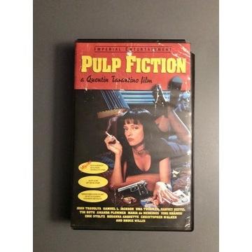 Pulp Fiction - kaseta VHS czyta T. Knapik