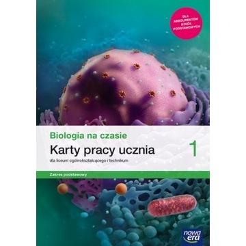 Biologia na czasie KARTY PRACY UCZNIA 1