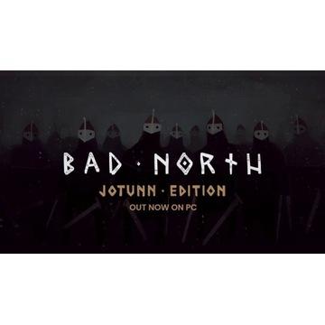 BAD NORTH: JOTUNN EDITION Klucz Steam