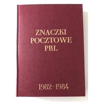 Znaczki pocztowe PRL 1982-1984. Fischer tom XV