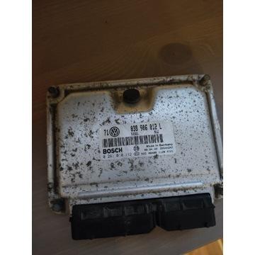 Sterownik VW SEAT AUDI 1.9TDI 038906012L IMMO OFF!