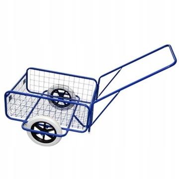 Wózek ogrodniczy - mleczarski