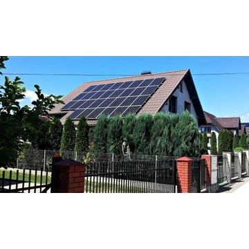 Instalacja fotowoltaiczna 3-50 kWp MÓJ PRĄD- 5000