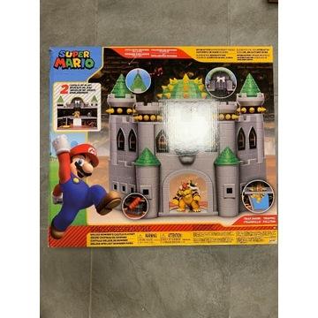Super Mario zamek Bowser'a zestaw