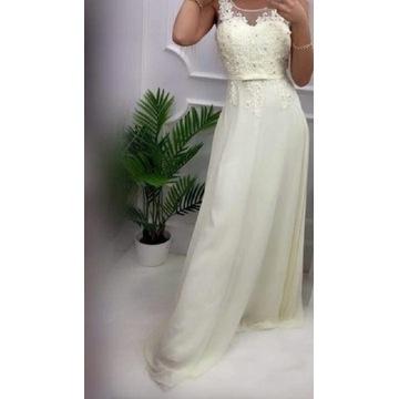 Sukienka wieczorowa ślub