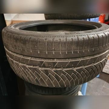 Opony zimowe Michelin 255/40/19
