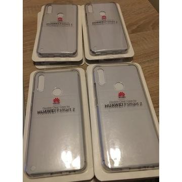 Nowe etui do Huawei P smart Z transparentne