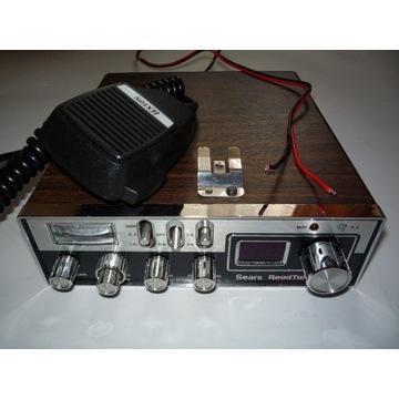 CB RADIO Analogowe USA Sears Road Talker 40