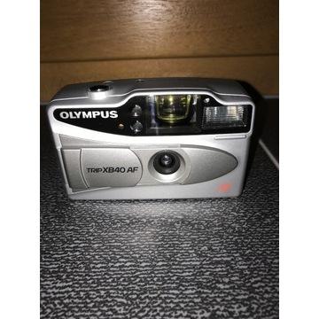 Aparat Analogowy Olympus Trip XB40 AF - do naprawy