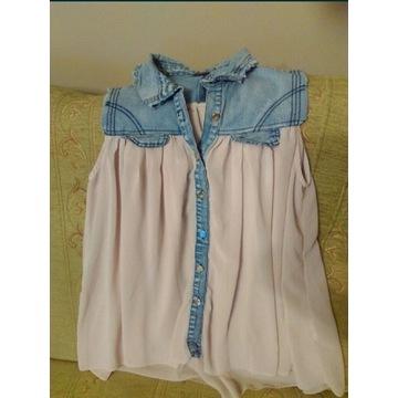 Bluzeczki do krótkich spodenek