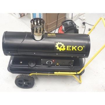 Nagrzewnica olejowa z odprowadzaczem spalin 25kW