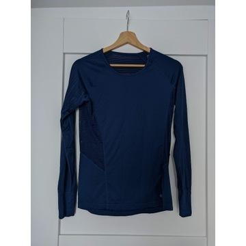 Granatowa koszulka termoaktywna Tchibo XS