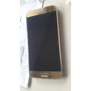 Samsung s7 model g930 uszkodzony .rach zakupu