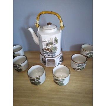 Chiński zestaw do herbaty ! Jedyny taki !
