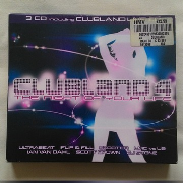 Clubland 4 - The Night of Your Life