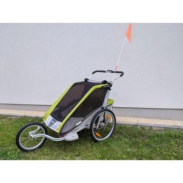 Przyczepa rowerowa Thule Chariot Cougar 2