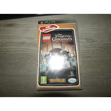 Gra LEGO Piraci z Karaibów PSP
