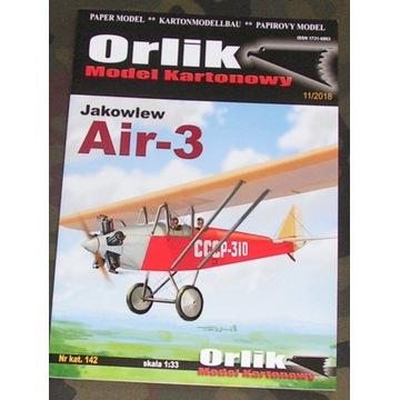 ORLIK - Air-3