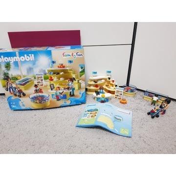 Playmobil 9079 Sklepik w oceanarium