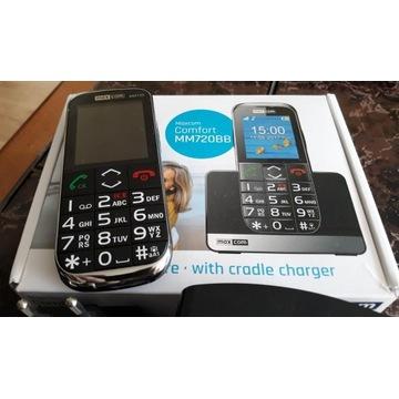 TELEFON KOMÓRKOWY MAXCOM MM720BB -GWARANCJA 24 MSC