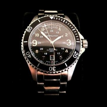 Zegarek HAMILTON Khaki Navy Scuba H645150