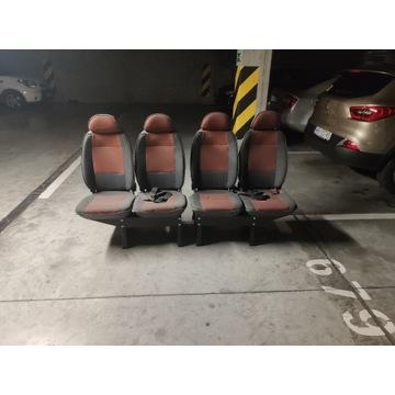 Fotele Ducato/Jumper/Boxer