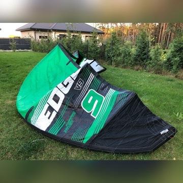 Kite OZONE EDGE V9 09m 2019r STAN DB- Cena z barem