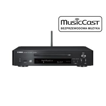 Odtwarzacz sieciowy CD YAMAHA CD-NT670D MusicCast