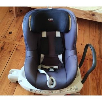 Britax dualfix fotelik samochodowy 0-18 kg