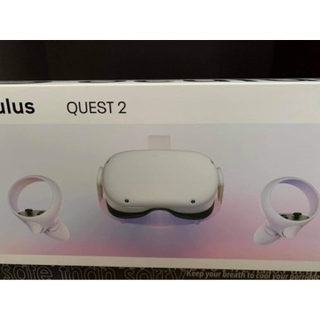 Oculus Quest 2 NOWE + BONUS