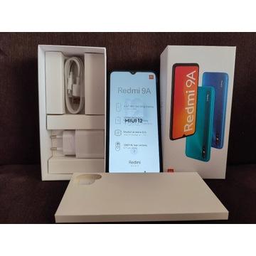 Telefon Redmi 9A Granite Gray - NOWY