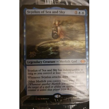 Svyelun of Sea and Sky - MH 2 Promos, pre promo