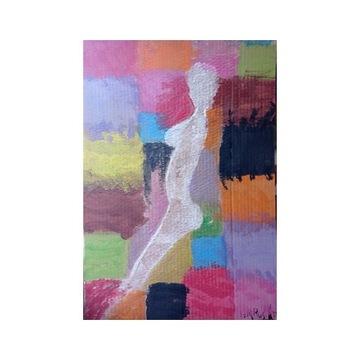 Sztuka hobby nowoczesna obrazy modern abstrakcja