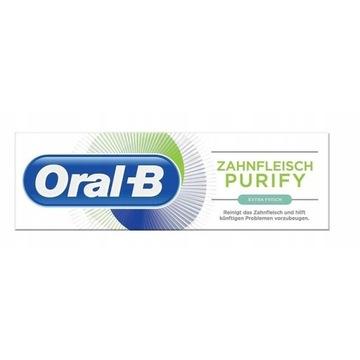 Pasta Oral-B PURIFY 75ml 5+1