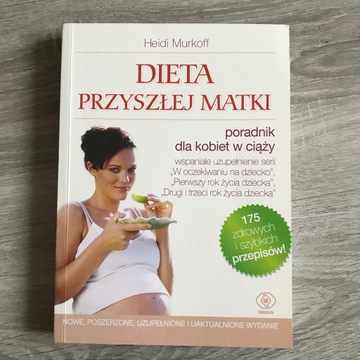 Heidi Murkoff Dieta przyszłej matki
