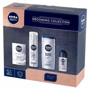 Zestaw świąteczny Nivea Men Grooming Collection