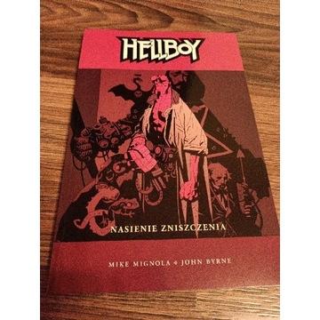 Hellboy Nasienie Zniszczenia