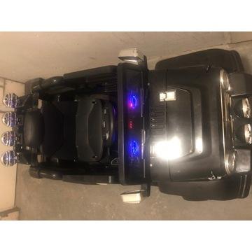 Jeep na akumulator dla juniora