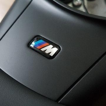 Kierownica BMW E60 E61 M Pakiet Sport IDEAŁ