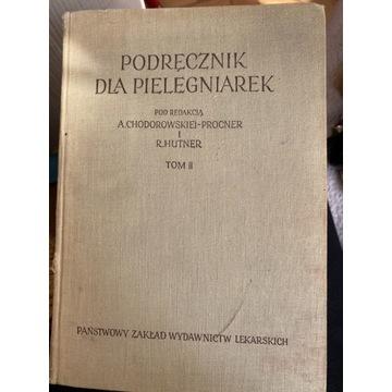 1958r. Podręcznik dla pielęgniarek