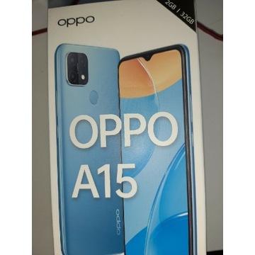 telifon OPPO A15 nowoczesny