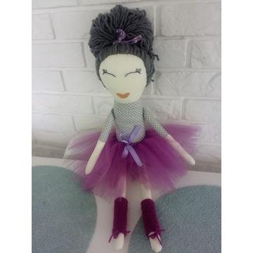 Lalka handmade baletnica XL