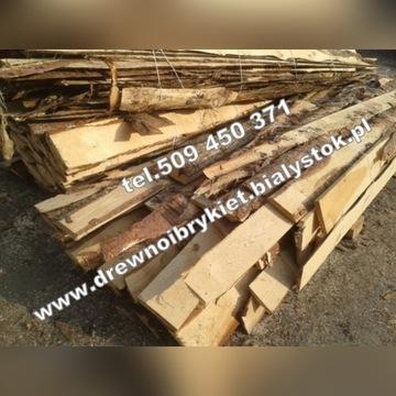 Drewno opałowe,zrzyny tartaczne-opoły