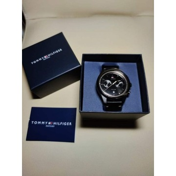 Tommy Hilfiger Bennett 1791731 zegarek męski nowy
