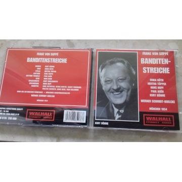 Franz von Suppe Banditenstreiche operetka 2CD