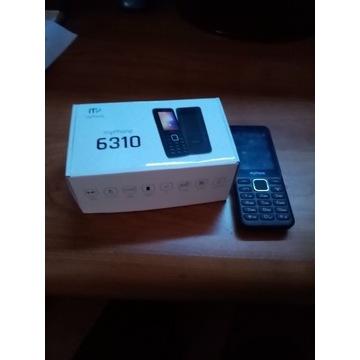 MyPhone 6310 Dualsim, 900mAh 2G do rozmów i zdjęć
