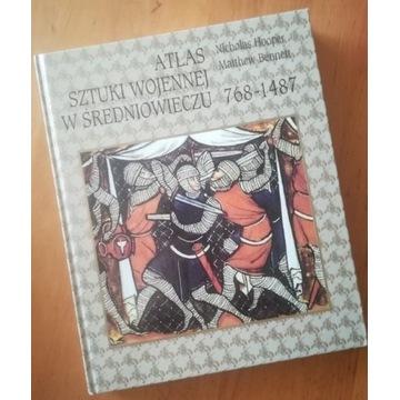 Atlas Sztuki Wojennej w Średniowiecz, wyd. Bellona