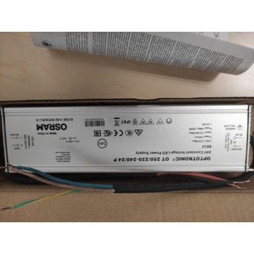 Zasilacz LED OPTOTRONIC OT 240/220-240/24 P