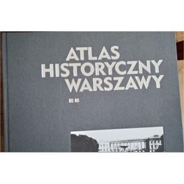 Atlas Historyczny Warszawy tom 2 Chmielewski