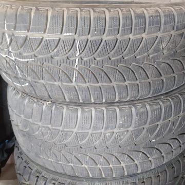 2x 215/55R16 Bridgestone Blizzak